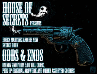 HOUSE OF SECRETS APPEARNCE