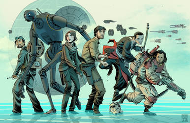 ROGUE ONE by RM73