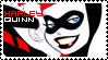 Harley Quinn stamp
