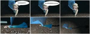 Elsa Underwater Peril Page 09