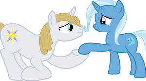 Trixie and Blueblood