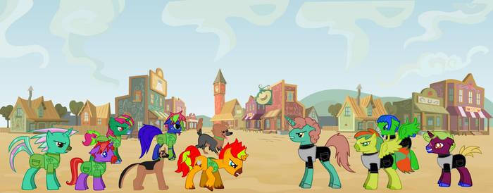 Battle At Appleoosa