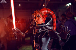 Sith Inquisitor Cosplay by Pvt-Waffles