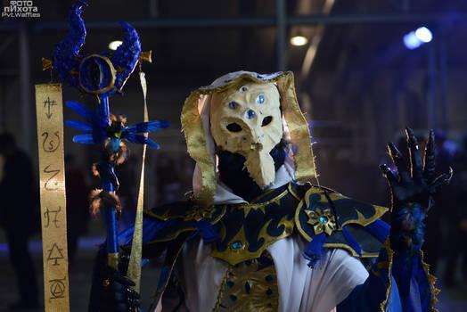Warhammer cosplay
