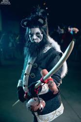 Pandaren cosplay