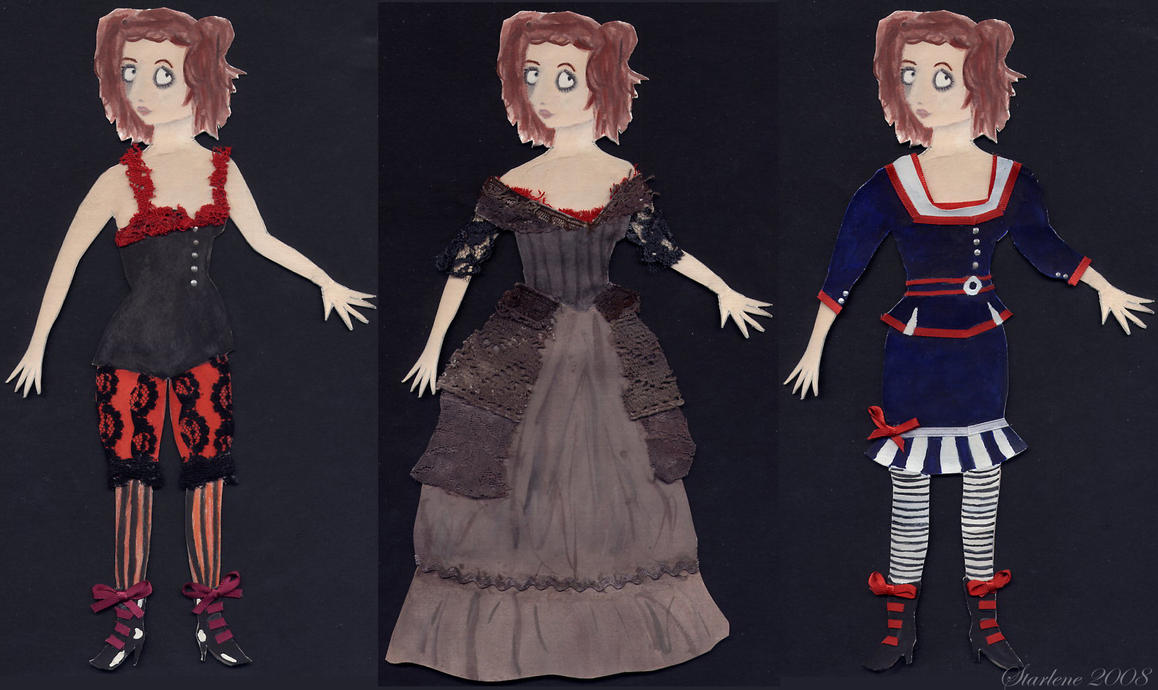Mrs. Lovett Collection by Starlene
