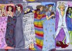 Pajama Party - Sleepy Time