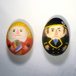 Easter Miserables