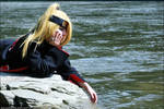 Bored: Deidara cosplay