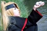 Art: Deidara cosplay