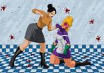 Dr.Holiday VS Mom's Rival