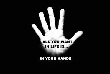 Hand's logo by 4progress