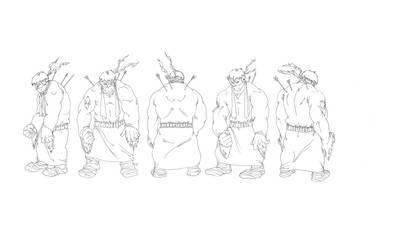 Bad guy turn around by 4progress