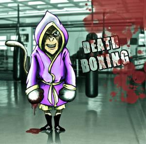 Monkey boxer