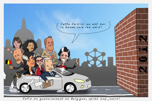 Belgian politics