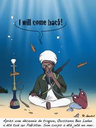 Usama Ben Laden's death by 4progress
