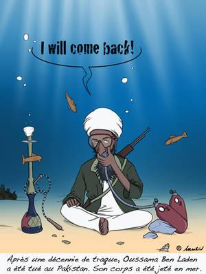 Usama Ben Laden's death