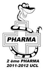 pharma logo by 4progress
