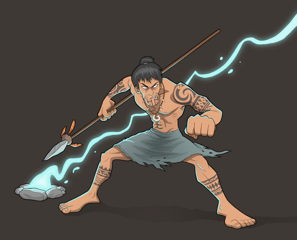 Maori warrior by 4progress