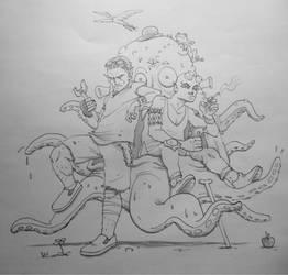 sketch by 4progress