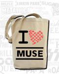 Muse Tote bag design