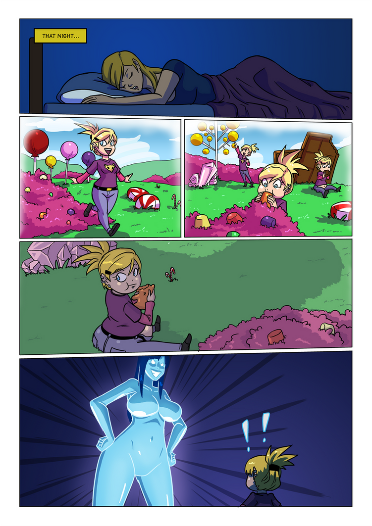 Hungry Games Pg 5 By Axel Rosered On Deviantart