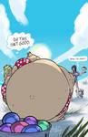 Commission - Balloon Battle