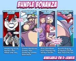 Bundle Bonanza by Axel-Rosered