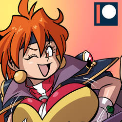 The Slayers Burst Page 6