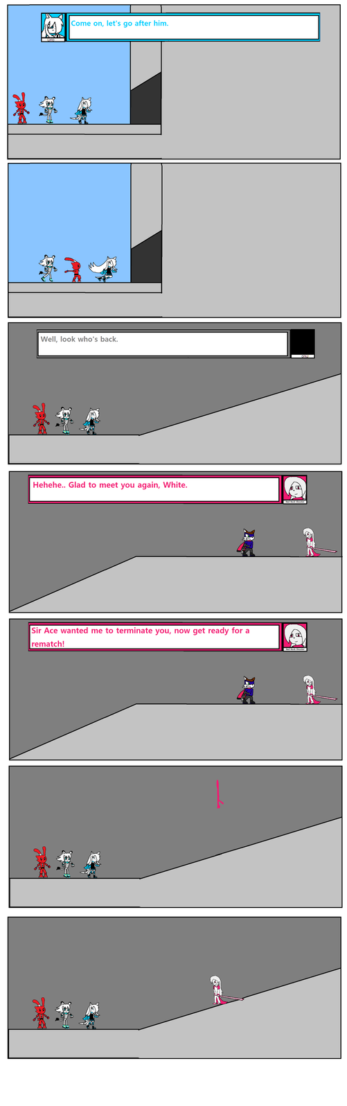 Diamond Star Chapter 6 part 5 by BioProject04