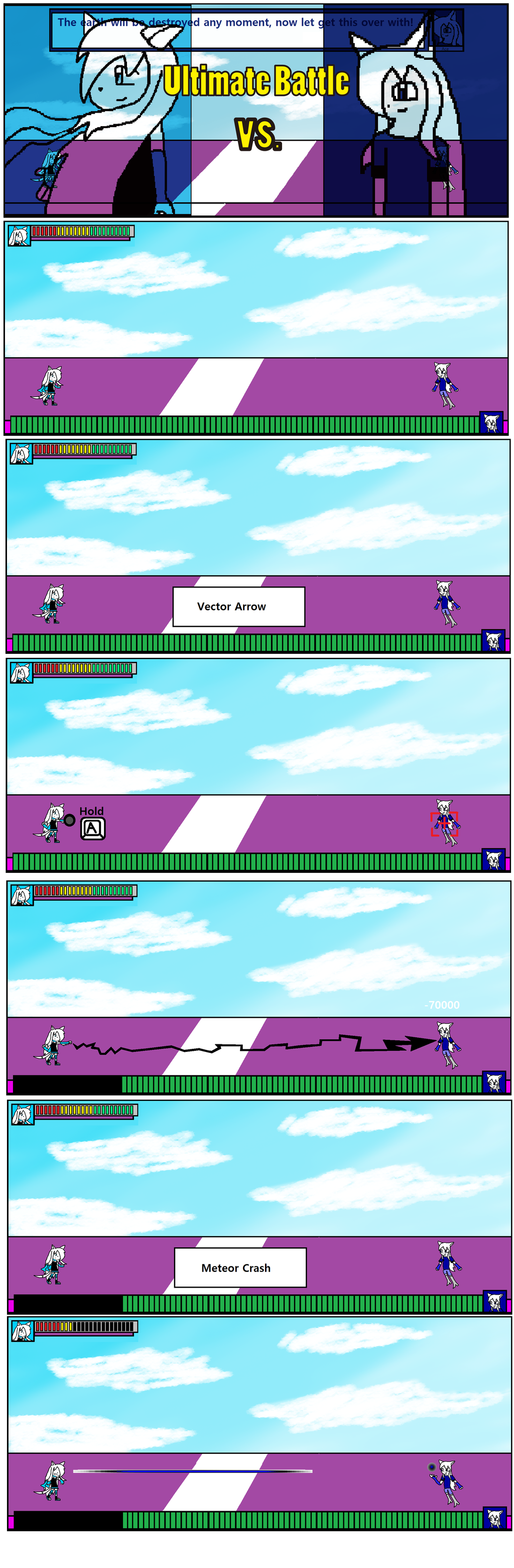 Diamond Star Chapter Final part 29  by BioProject04