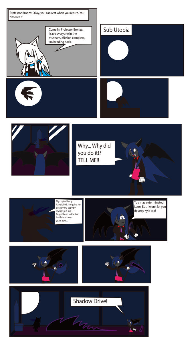 Rise Of Phantom Hunter Chapter1 part 4 by BioProject04