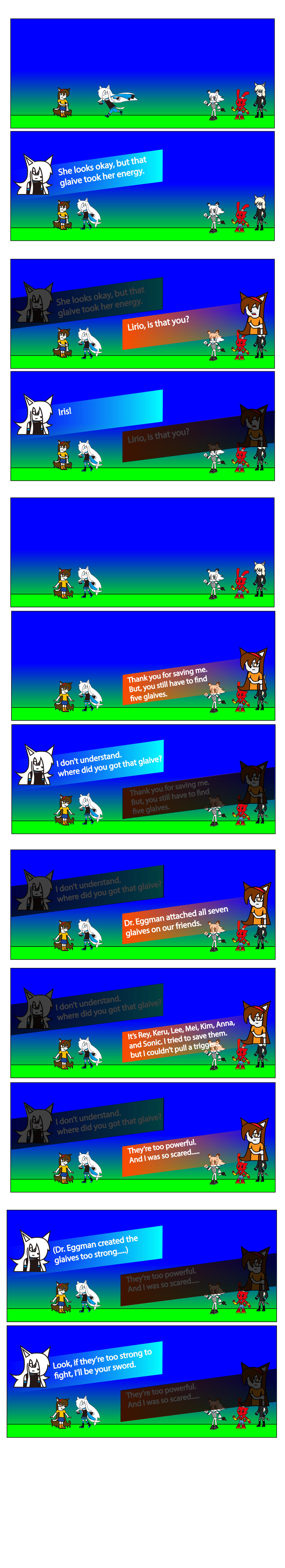 Destiny of Huroids Chapter 2 part 12 by BioProject04