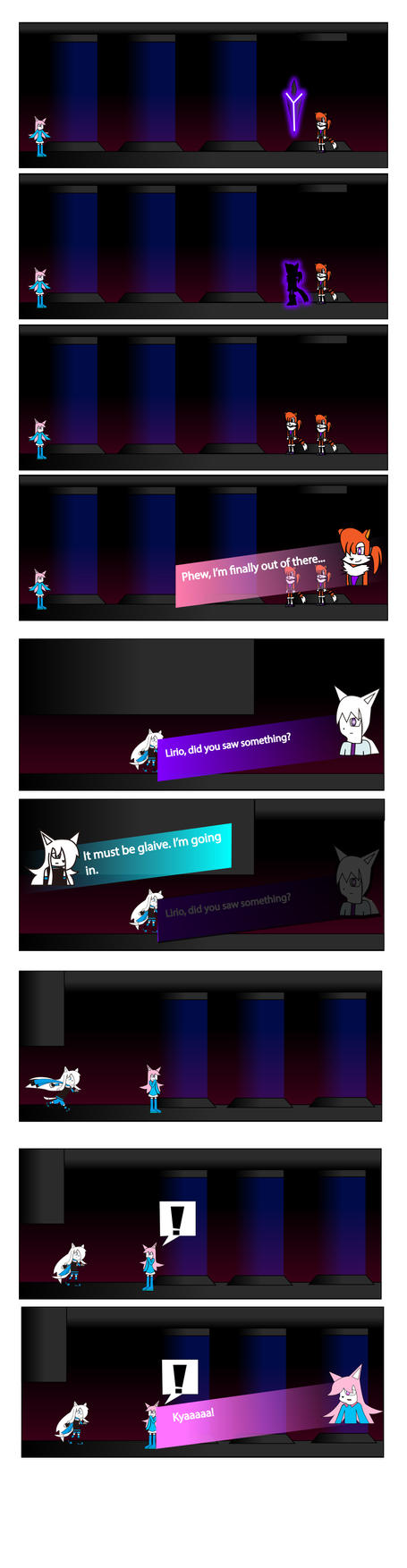 Destiny of Huroids Chapter 2 part 15 by BioProject04
