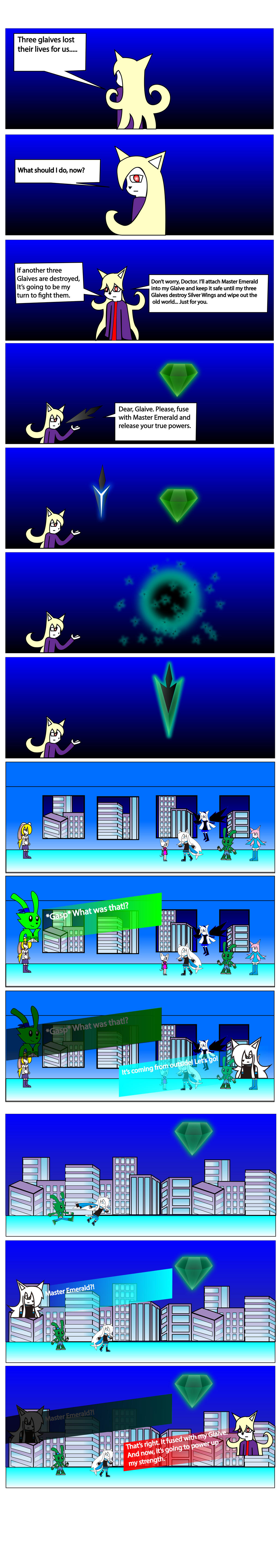 Destiny of Huroids Chapter 3 part 9 by BioProject04