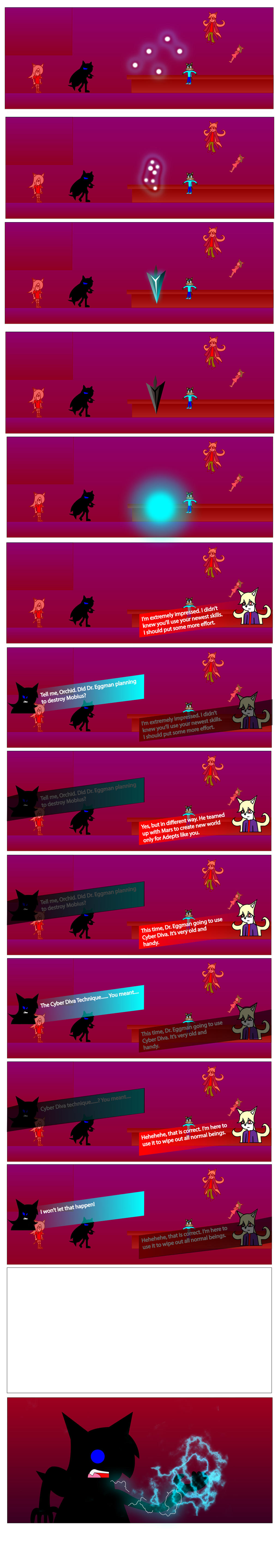 Darkness Impact Chapter 2 part 11 by BioProject04