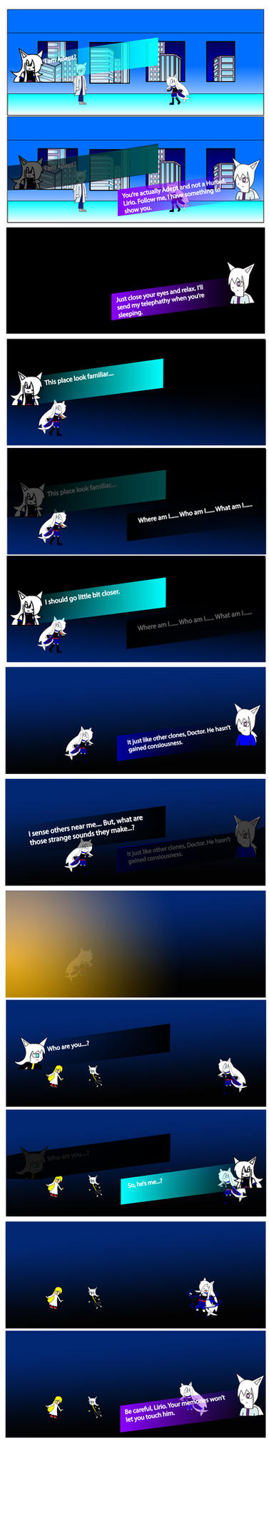 Darkness Impact Chapter 3 part 1 by BioProject04