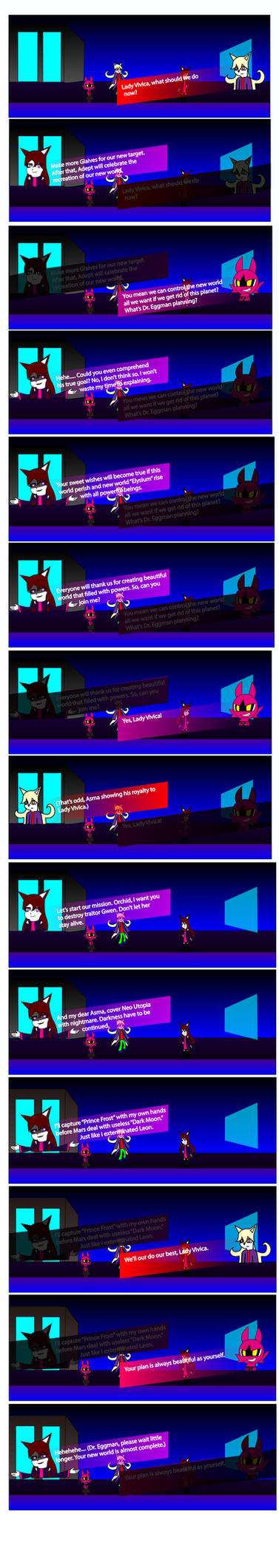 Darkness Impact Chapter 3 part 10 by BioProject04