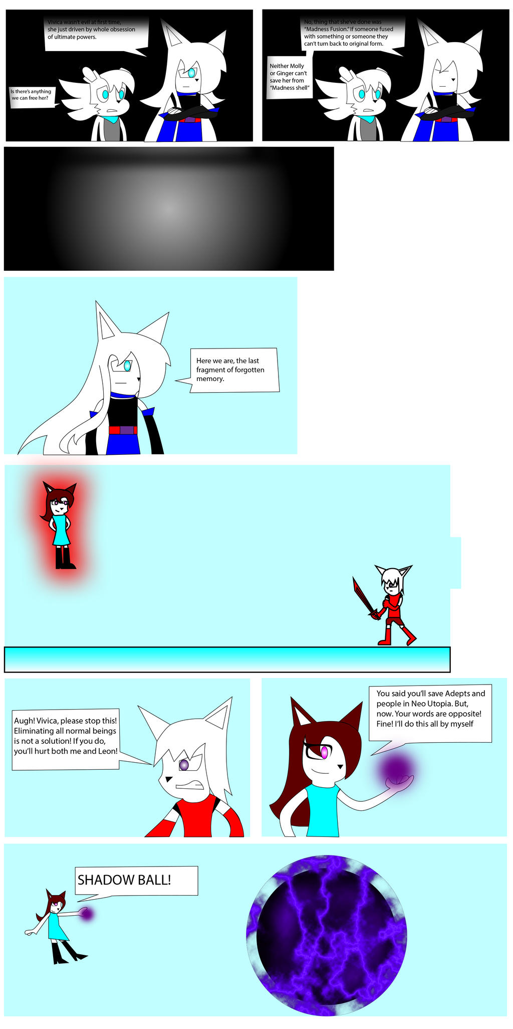 Darkness Impact 4 part 5 by BioProject04