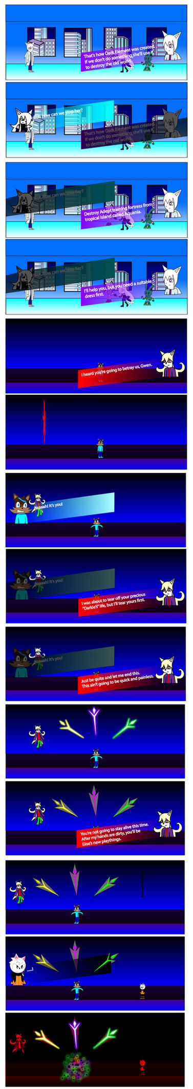 Darkness Impact Chapter 4 part 7 by BioProject04