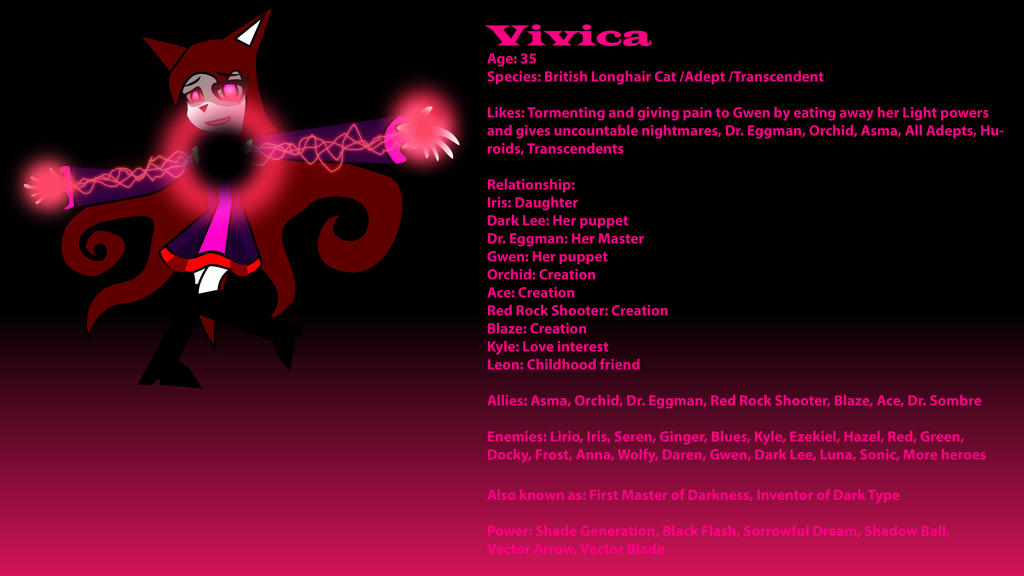 Vivica by BioProject04