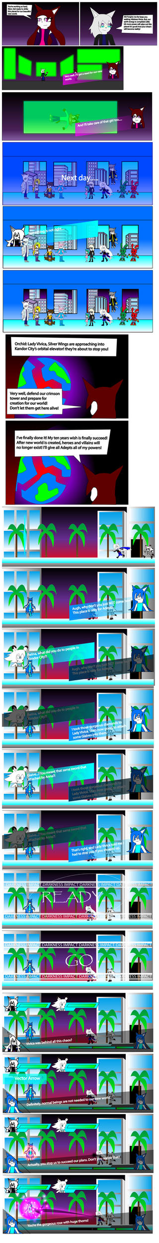 Darkness Impact Chapter 5 part 3 by BioProject04