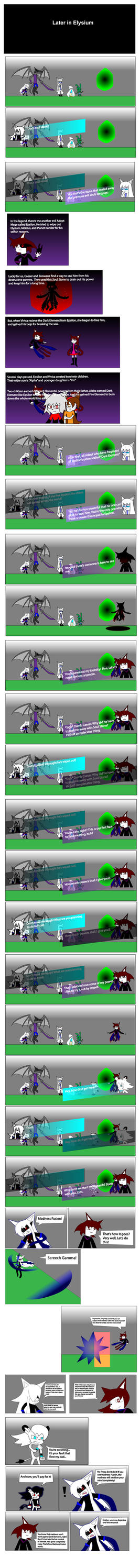 The Grand Athenaeum Chapter 2 part 5 by BioProject04