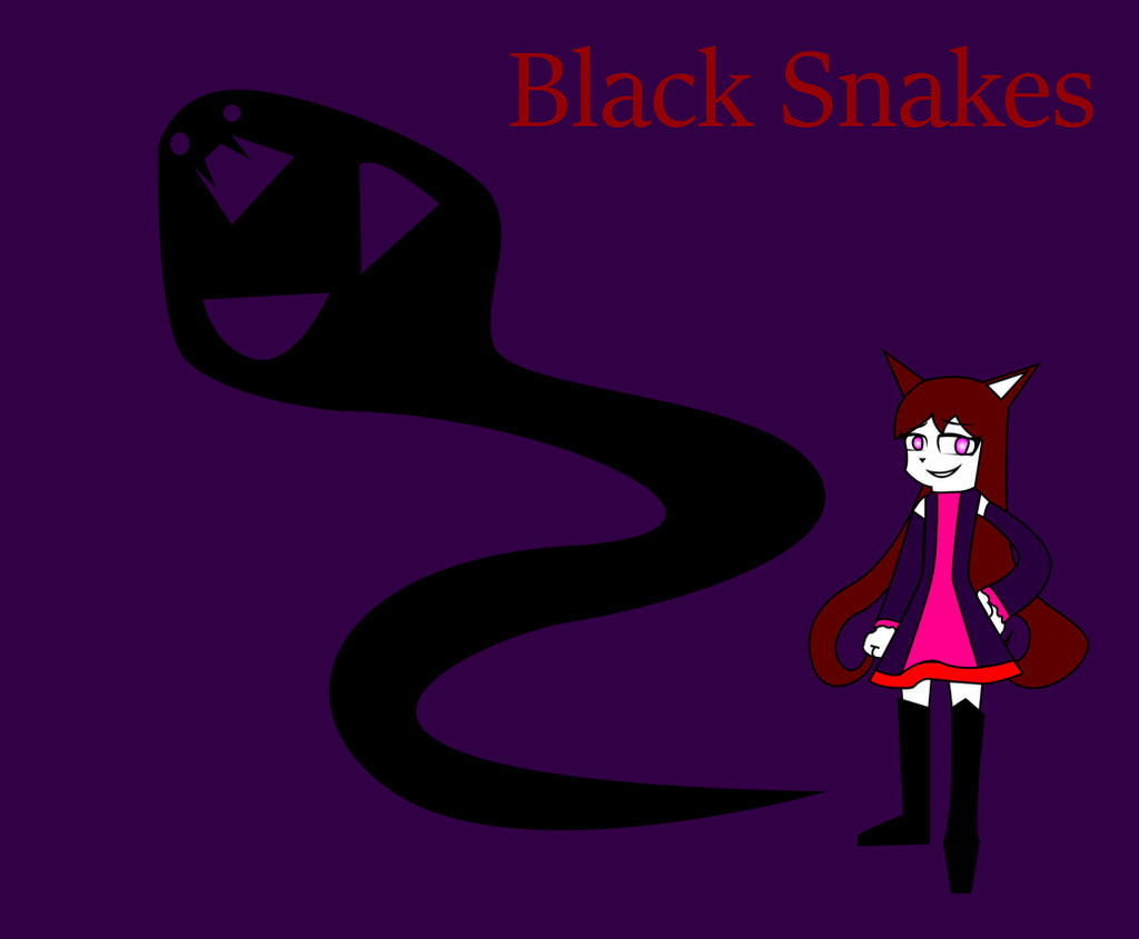 Black Snakes by BioProject04