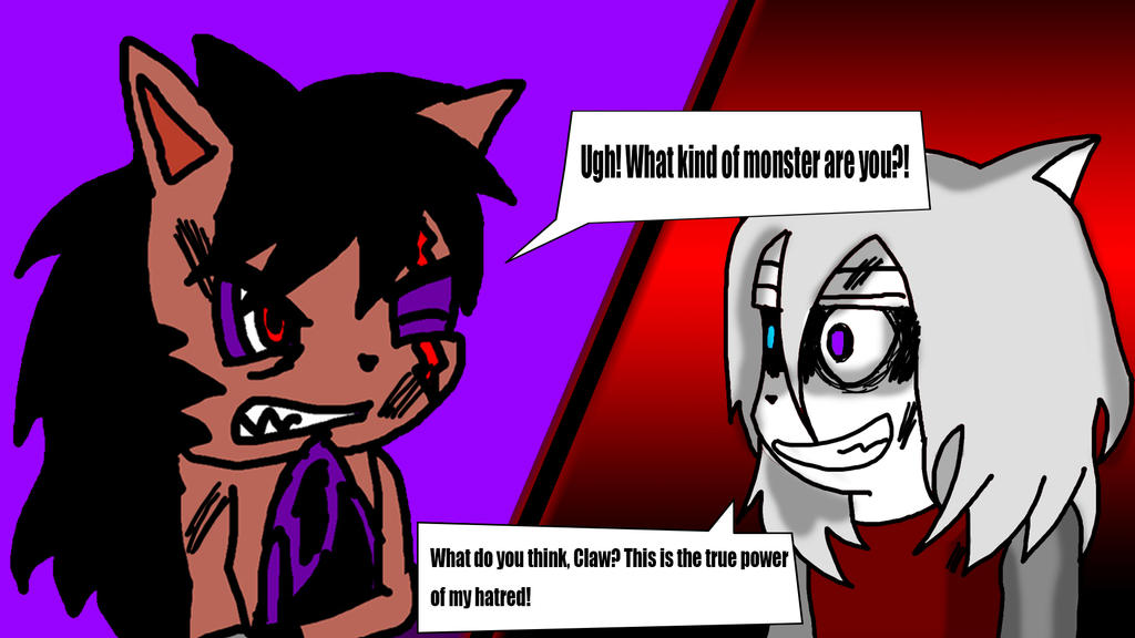 Evil vs Evil (Claw vs Delta) by BioProject04