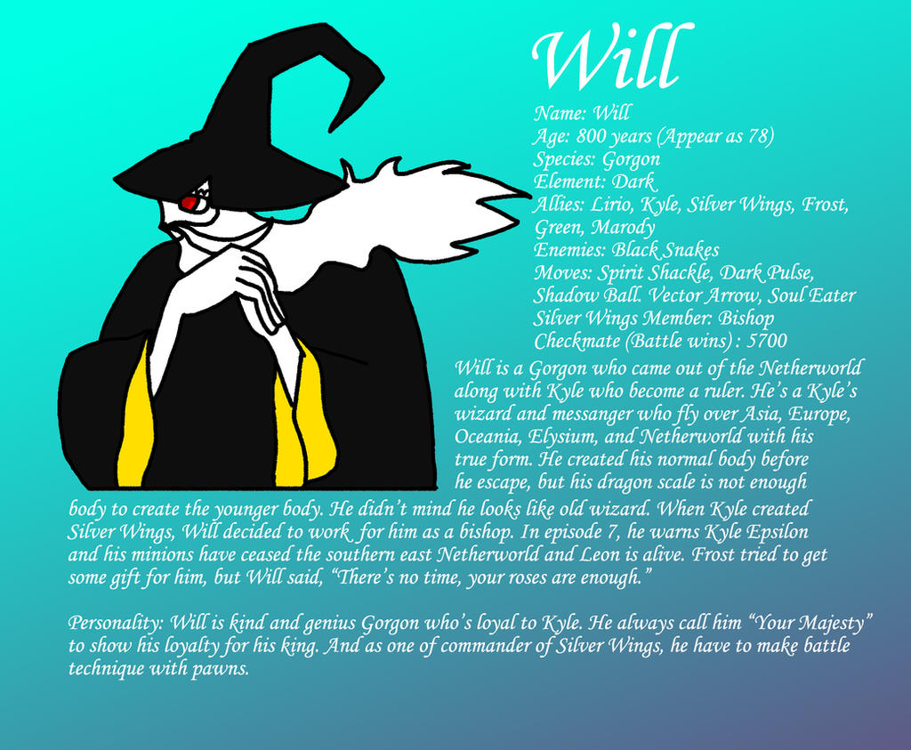 Will by BioProject04