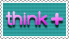 Think Positive by JRCnrd