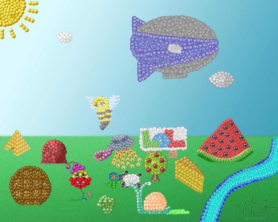 Projekt Blob by JRCnrd
