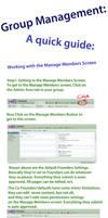 Group Management: A Guide Pt1