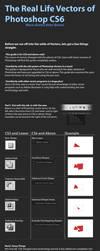 Photoshop CS6 Vector Guide by JRCnrd